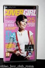 COVER GIRL gioco usato ottimo stato versione italiana SONY PSP GAME UMD USED