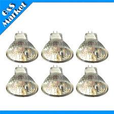 6pcs MR11 6V 15W 15WATTS Halogen Light Bulb Lighting Bulbs