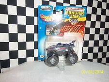 Hot Wheels: Monster Jam, GUN SLINGER, GREAT BITE  2 trucks, variations 1:64