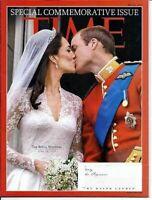 Time Magazine 2011 May 16 The Royal Wedding