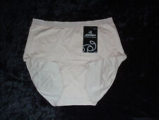 JOCKEY: Size: 14. No Panty Line Promise - SKIN with Lace Waist-Band Full Brief