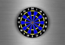 Autocollant sticker decoration cible target airsoft target flechette tir arc r3
