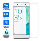 9H Explosion Proof Premium Tempered Glass Screen Protector Cover For Sony Xperia