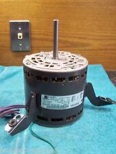 Lennox blower motor 43K8701 43K87 1/2 HP 1075 5SP 4 LEGS Emerson K55HXEYA-7445