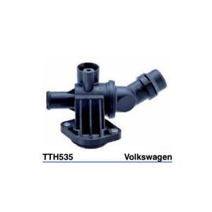 Tru-Flow Thermostat & Housing TTH535 fits Volkswagen Golf 2.0 FSI Mk5 (110kw)