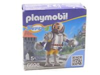 Playmobil Super 4 6698 Royal Guard Sir Ulf toy figure building kit New