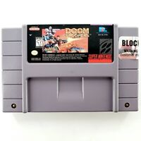 Doom Troopers (Super Nintendo Entertainment System, 1995) Authentic Tested
