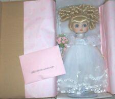 Marie Osmond Adora Bella Bride Doll RARE