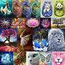 Animal 5D Diamond Painting Embroidery DIY Cross Stitch Home Wall Hanging Decor