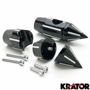 Krator New Chrome Motorcycle 1 Handlebar 2.25 Risers For Yamaha V-Star Vstar 950 1100 1300 Classic Stryker