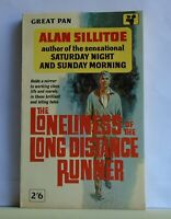 The Loneliness of the Long Distance Runner - Alan Sillitoe - 1960