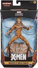 "Hasbro Marvel Legends Series 6"" Collectible Marvel's Wild Child Action Figure"