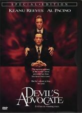 Devil's Advocate (DVD, 1998) Special Edition