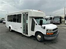 2012 Elkhart Coach Shuttle Bus- Chevy Chassis, NO RESERVE!!!