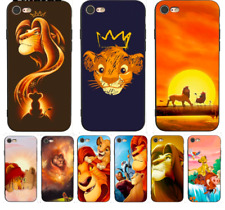 The Lion King Apple iPhone Skin Case for all iPhones Hakuna Matata Silicone