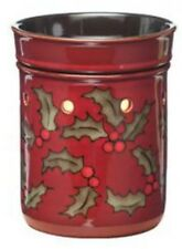 Scentsy MERRY BERRY Full-Size Warmer *RETIRED* Christmas HOLIDAY