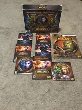 World Of Warcraft - Battle Chess - Never Used - Sealed Cd's PC -