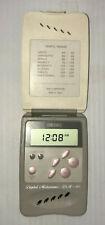 New Seiko Digital Dm-40 Metronome with Original Box & New Battery