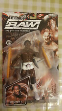 WWE JAKKS FIRST RAW PPV WINNERS BOOKER T NEW AND CARDED BREAKABLE BENCH