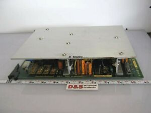 Honeywell 82407465-001 Voltage Regulator Card for Controller Common Card File