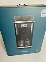 Smarter WIFI Coffee Machine NEW & BOXED Bean to Cup Drip Filter SMC01 iCoffee