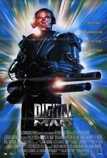 DIGITAL MAN Movie POSTER 27x40 Ken Olandt Kristen Dalton Adam Baldwin Matthias