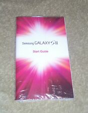 Samsung Galaxy S II Start Guide & Safety Guide Manuals