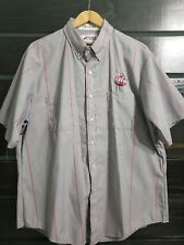 COCA COLA WORK SHIRT Coke Embroidered Delivery Guy Uniform 4XL//5XL