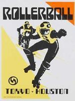 Rollerball Movie POSTER 11 x 17 James Caan, John Houseman, F, USA NEW