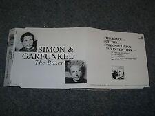 SIMON & GARFUNKEL THE BOXER UK CD SINGLE - PAUL SIMON