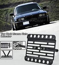Für 94-01 BMW E38 7-series Vorne Anhängerkupplung Kennzeichen Halter Relocator