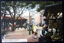 PORTUAL~1900's Madeira Funchal ~ Mercado D. Pedro V.