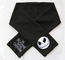 Bufanda Pesadilla antes Navidad Nightmare Before Christmas Scarf Jack Skeleton