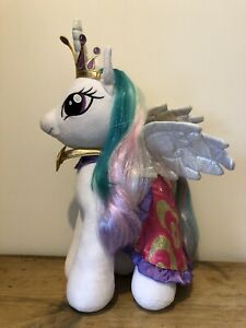 Bulid A Bear My Little Pony Princess Celestia With Clothes