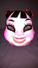 Girl Mask for Lion Dance & Lunar New Year