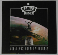 Greetings from California by The Madden Brothers (CD, Sep-2014, Capitol)