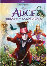 Alice Through the Looking Glass [New DVD] Ac-3/Dolby Digital, Dolby, D