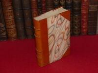 LENINE / LETTRES A SA FAMILLE / Pref. H. Barbusse TB RELIE Rieder 1936 Rare