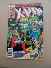 X-Men Annual 4 . Doctor Strange App . Marvel 1980 . VF - minus