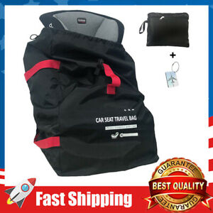 Car Seat Travel Bag for Air Travel Universal Infant Carseat Gate Check Bag Cover