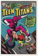 Teen Titans #5 F+ 6.5 Robin Kid Flash Wonder Girl Donna Troy Aqualad The Ant