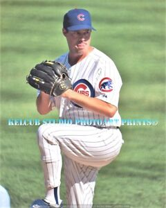 Photo Classic Greg Maddux Chicago Cubs 2004 Various Sizes HOF Cy Young All-Star