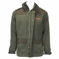 Game Aston Pro Jacket Green Waterproof Breathable Hunting Shooting Fishing
