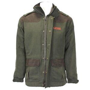 Game Aston Pro Jacket Green Waterproof Breathable Hunting Shooting Fishing
