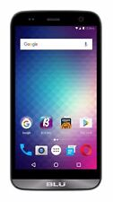BLU Dash XL D710U Unlocked GSM Quad-Core Phone - Gray (NEW)