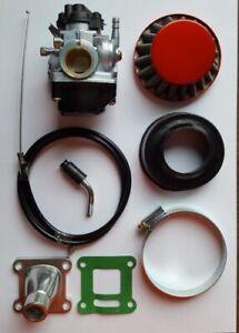 Tuning Vergaser Set Pocket Bike Mini Cross Dirtbike ATV Kinderquad 47cc 49cc N97