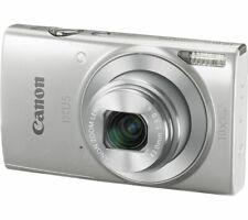 Canon PowerShot IXUS / ELPH 190 IS Digital Camera (Silver)