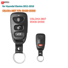 Remote Control Car Key Fob for Hyundai Elantra 2011-2016 OSLOKA-360T 95430-3X500
