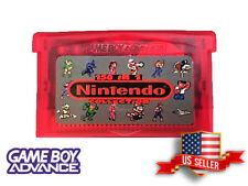 150 in 1 NES Classics Nintendo Gameboy Advance Multicart (USA Seller -Fast Ship)