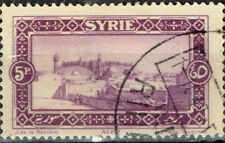 Syria Famous Architecture view of Aleppo stamp 1925